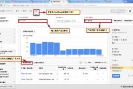 谷歌SEO站内优化-关键词的布局与策划